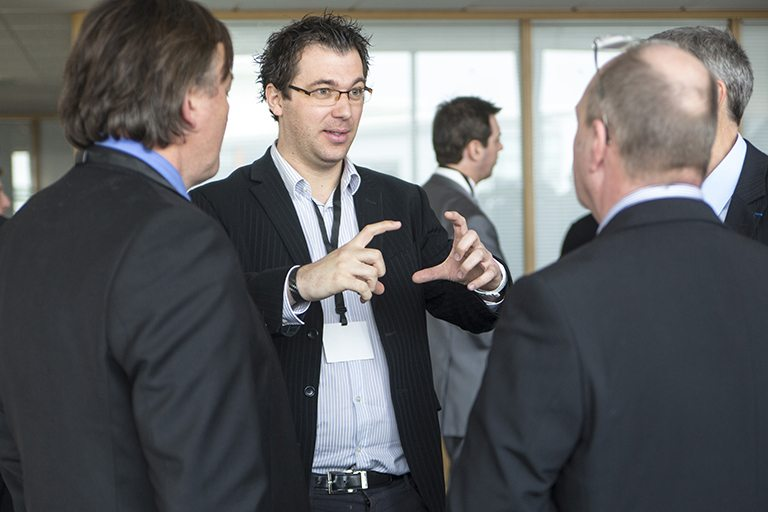 Daresbury - STFC - Optis Event - Candid