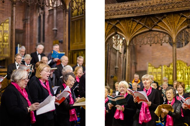 Port Sunlight Choral Society Choristers