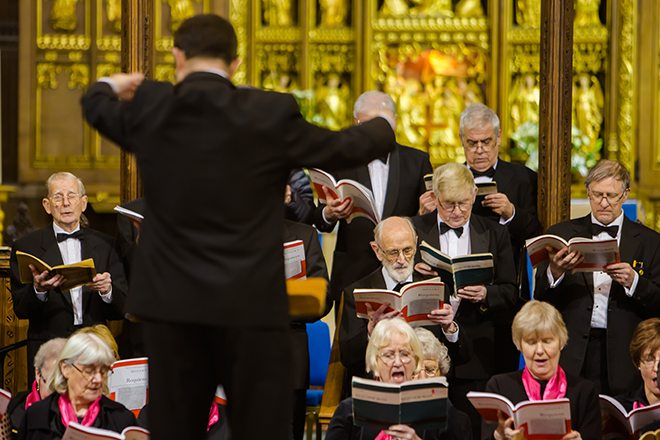 Port Sunlight Choral Society Conductor