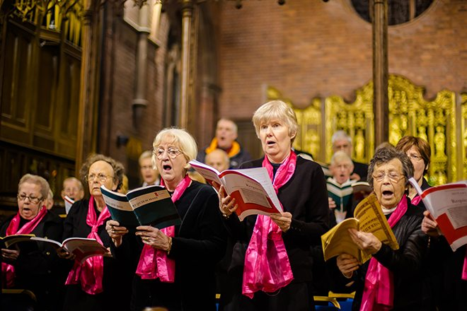 Port Sunlight Choral Society Singers 1
