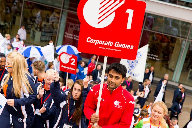 World Corporate Games