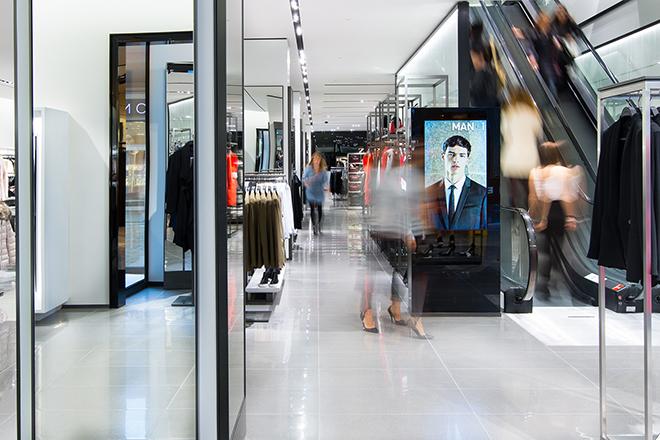 Zara – New Store Interiors