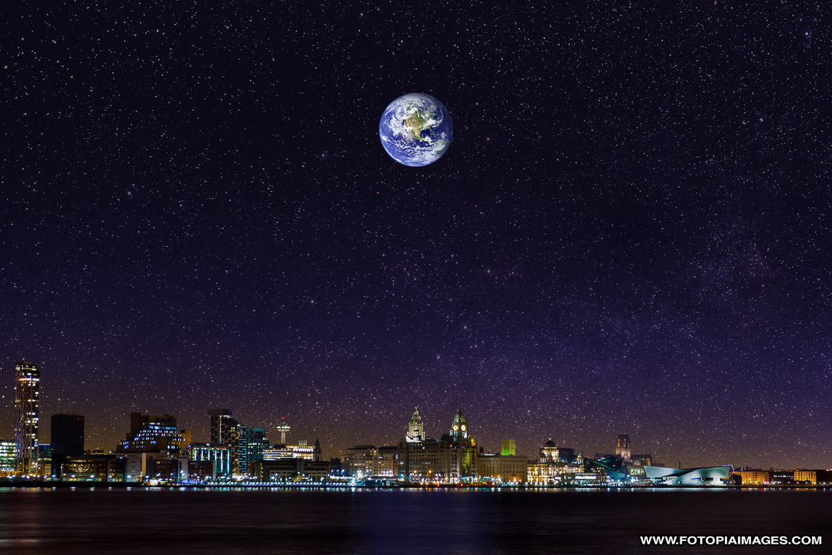 Fotopia Images Liverpool Photographer If The Planets