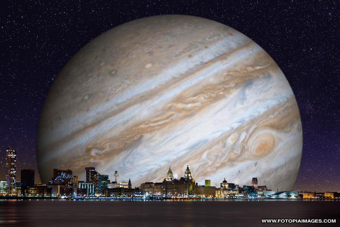 Fotopia Images | Liverpool Photographer | If the Planets ...