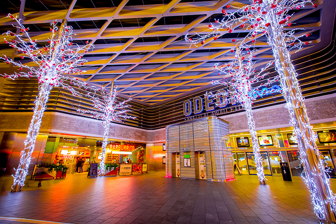 Liverpool ONE at Christmas
