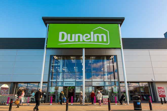 Dunelm – New Bromborough Store
