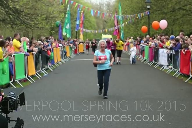 2015 Liverpool Spring 10K – Sefton Park