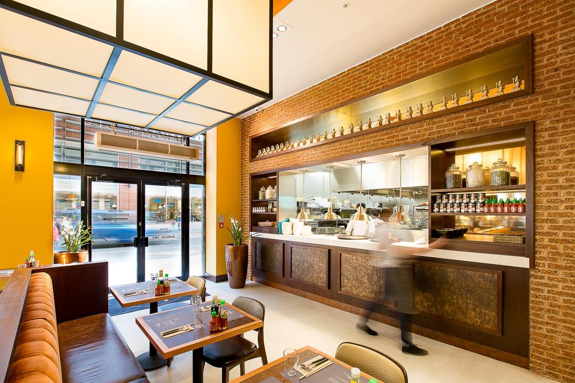 Busaba Restaurant, Liverpool